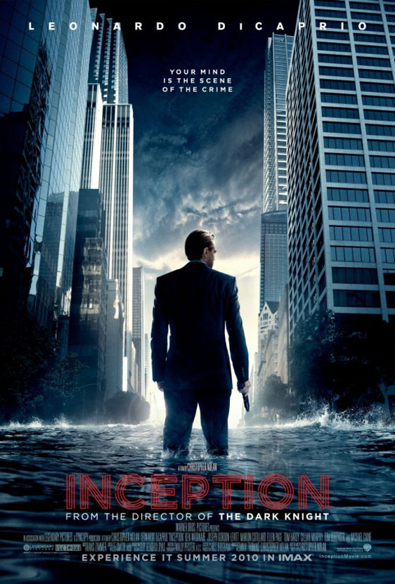 Poster de 'Origen' (Inception)
