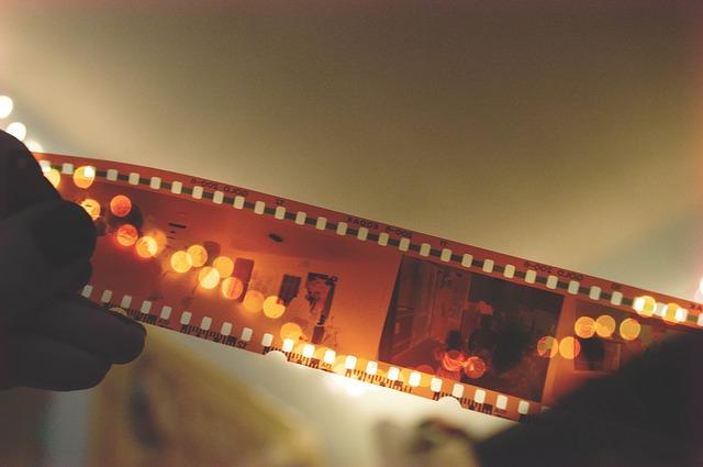 cartel para película